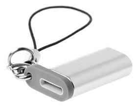 Adaptador Lighting Apple Pencil iPad Reposição Metal Cordão