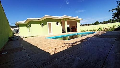 Imagem 1 de 29 de Casa Com 3 Dormitórios À Venda Sendo 1 Suíte Master Com Closet- Flamengo - Maricá/rj - Ca4351