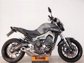 Yamaha Mt 09 Abs 2016 Cinza