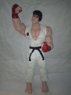 Figura Muñeco Gigante Super Héroe Ryu Streeth Figther