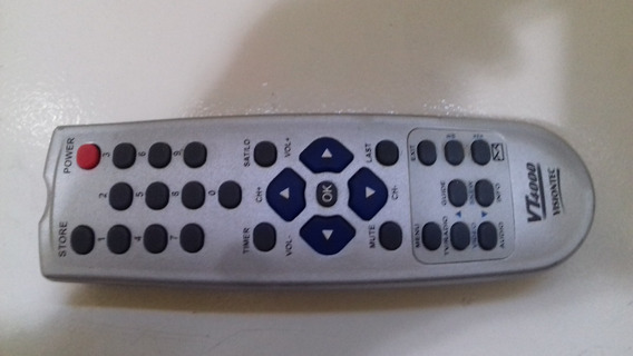 Controle Remoto Visiontec Vt4000 (original)