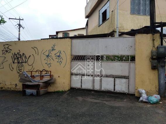 Sobrado Com 2 Dormitórios À Venda, 60 M² Por R$ 250.000 - Porto Novo - São Gonçalo/rj - So0003