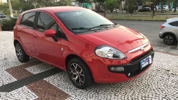 Fiat Punto 1.4 Attractive Flex 5p 2015