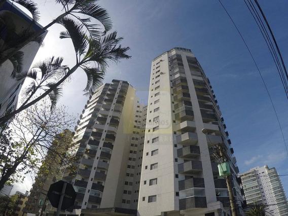 Cobertura Com 2 Dormitórios À Venda, 205 M² Por R$ 600.000 - Aviação - Praia Grande/sp - Co0002