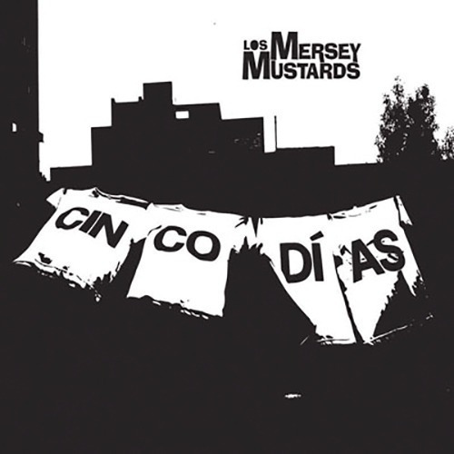 Los Mersey Mustards - Cinco Días - Cd
