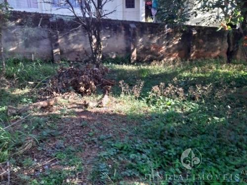 Imagem 1 de 7 de Oportunidade: Vendo Terreno Com 850 M2, Na Av Samuel Martins Em Jundiaí, Frente Para 02 Ruas E Com 02 Casas Antigas. - Te00137 - 68216878