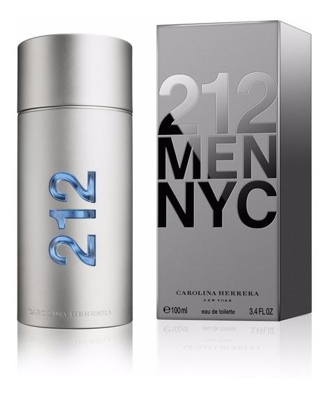 Perfume 212 Carolina Herrera For Men