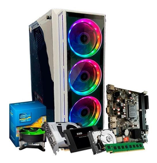 Pc Intel I7, 16gb, 240gb, 1tb, Geforce 6gb 1060 Gtx, Wifi