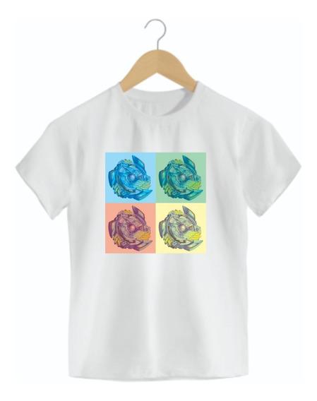 Camiseta Infantil Beyblade Mod01