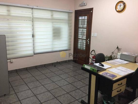 Casa Comercial À Venda, Baeta Neves, São Bernardo Do Campo. - Ca0137