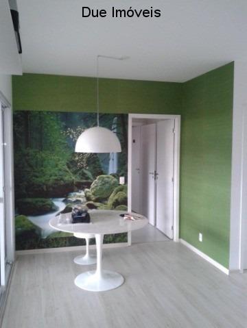 Imagem 1 de 17 de Apartamento No Bairro Perdizes, São Paulo/sp, Edifício Smart Perdizes - Ap00443 - 34304782