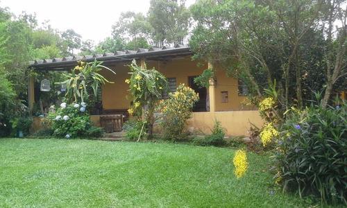 Imagem 1 de 8 de Chácara Com 2 Dormitórios À Venda, 2500 M² Por R$ 550.000,00 - Cocuera - Mogi Das Cruzes/sp - Ch0003