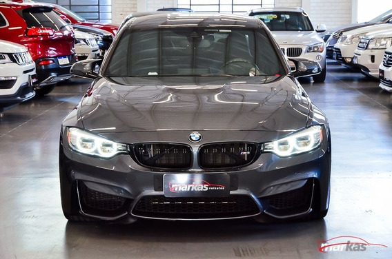 Bmw Serie M3 Sedan 431hp Teto 18 Milk Km