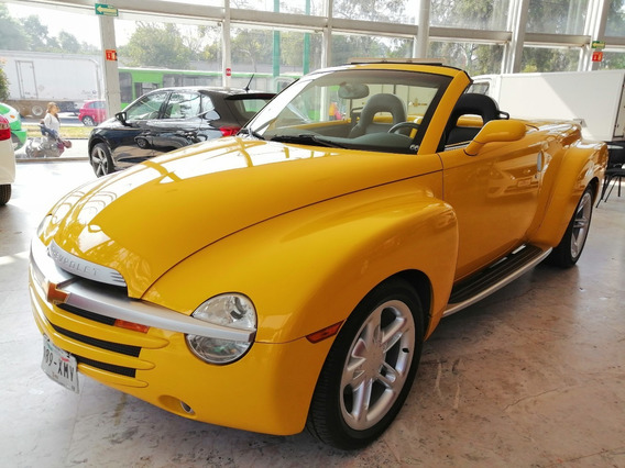 Chevrolet Ssr Convertible 2003