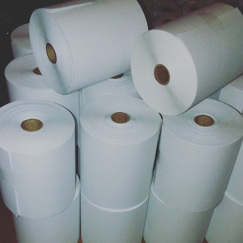 Rollos Papel Bond 75x65 Blancos Puro Base 20