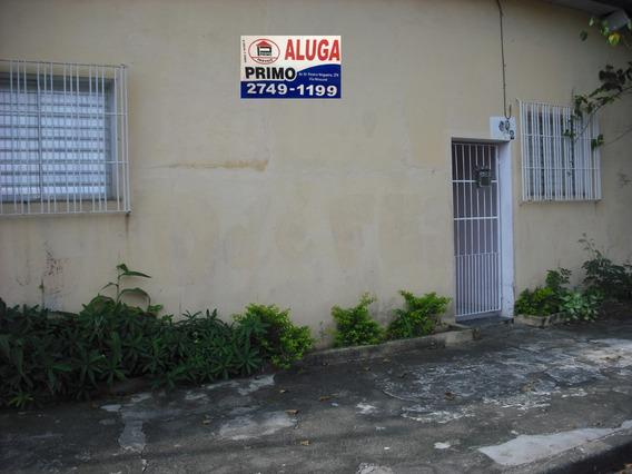 L511 Casa Cidade Patriarca 2 Dormitórios - Aceita Depósito