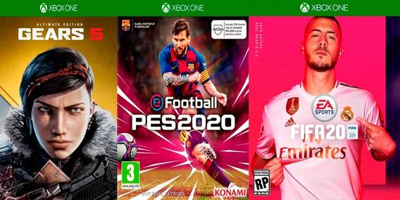 Promoção 5 Jogos Lançamentos 2019 Xbox One Digital Online E Offline + 1 Jogo