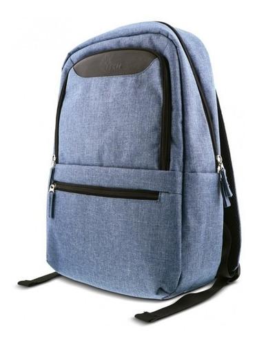 Bulto De Notebook Tipo Mochila Xtech Winsor 15.6  Azul