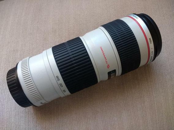 Canon 70-200m 4l