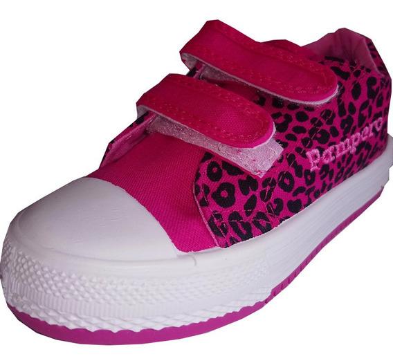 Zapatillas Niñas Abrojo Pampero Mod Pato Cod 924405016