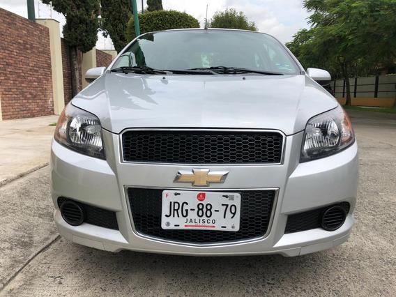 Chevrolet Aveo Ls Aut 1.6 Tela A/a Rin 14