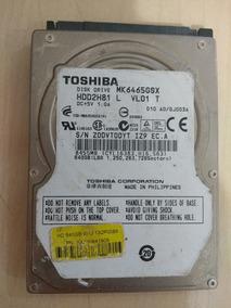 Hd De Notebook 640gb Toshiba Mk6465gsx