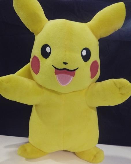 Pelúcia Pikachu Pokémon Wtc - Usado