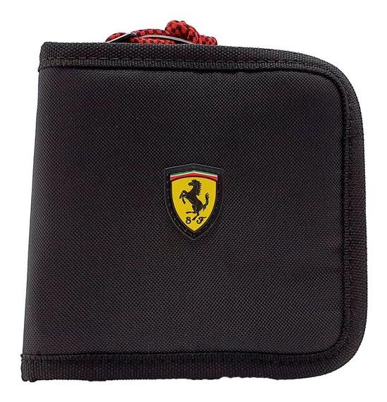 Cartera Puma Ferrari Negro