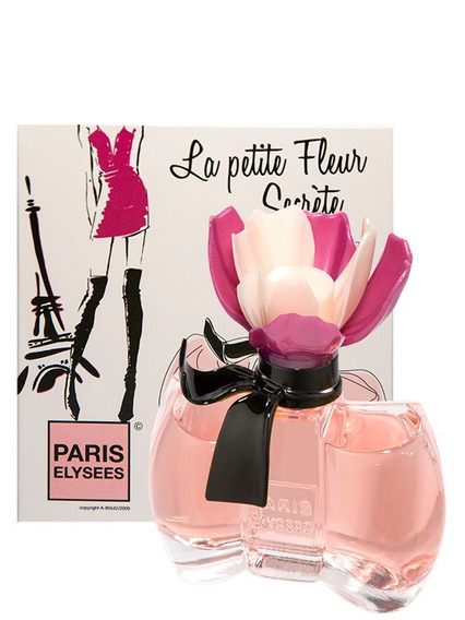 La Petite Fleur Secrete 100 Ml Original E Lacrado