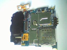 Samsung -placa Mãe- Gt 5230/com Defeito-retirada De Peças