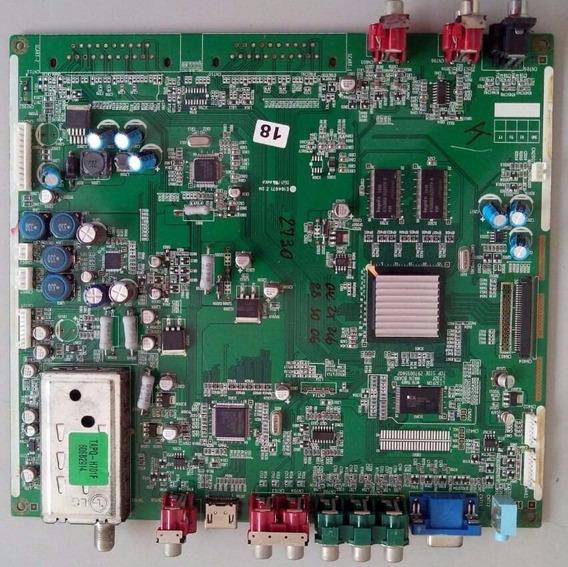 Placa Principal Gradiente Modelo:lcd-3730 - E164671 Z 2m Tip