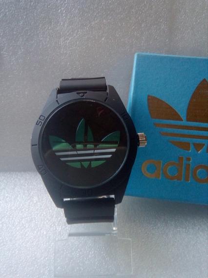 Relógio adidas Santiago Unissex C/caixa Personalizada!
