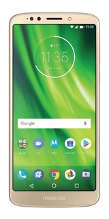 Motorola G6 Play 32 GB Oro fino