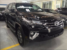 Toyota Hilux Sw4 2.8 Srx 4x4 7 Lug Tb Interc 2018 Blindado