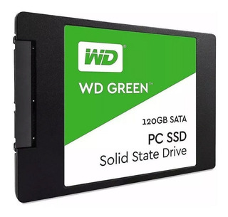 Disco Solido Ssd 120 Gb Western Digital Pc Notebook