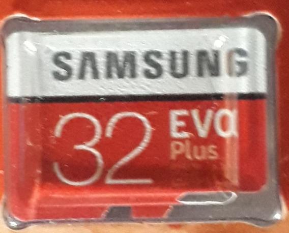 Cartão De Memoria Samsung Evo Plus 32 G Class 10