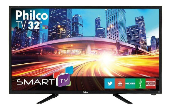 "Smart TV Philco HD 32"" PH32B51DSGWA"