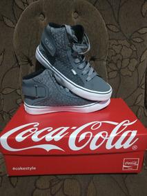 Tênis Novo, Marca Coca Cola