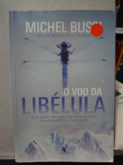 Livro O Voo Da Libélula Michel Bussi