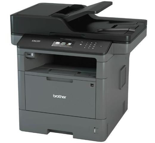 Impressora Brother Multifuncional Dcp L5652dn