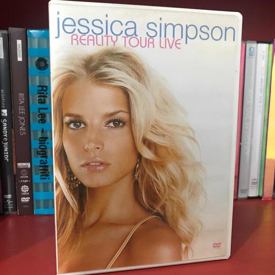 Jessica Simpson Dvd The Reality Tour Nacional