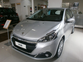 Peugeot 208 1.6 Allure Tiptronic 0km Oferta Desde $ 462.200