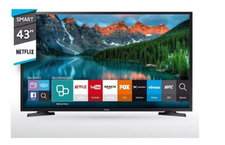 Smart Tv Samsung 43 J5290 Led Fhd