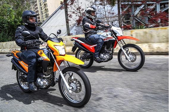Motos Honda Nxr 160 Bros