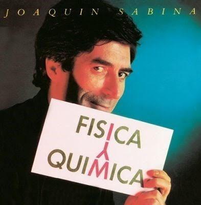 Sabina Joaquin Fisica Y Quimica Lp Vinilo Nuevo