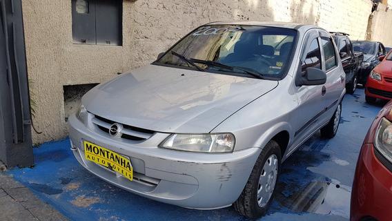 Gm Celta 1.0 Ano 2003 4 Portas Montanha Automoveis