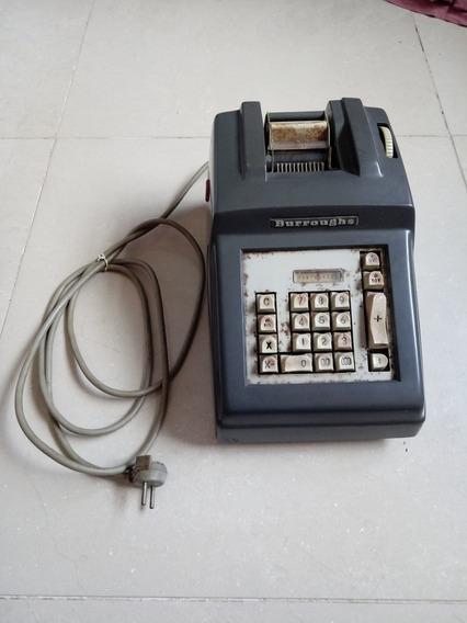 Calculadora Burroughs - Original!!!