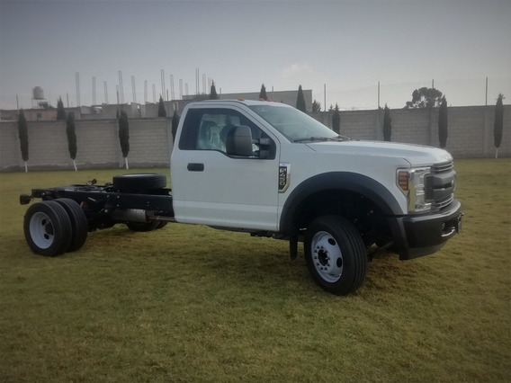 Ford F-450 Super-duty 2019