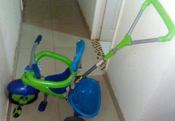 Triciclo Coche De Bebe 3 En 1 Smart Trike