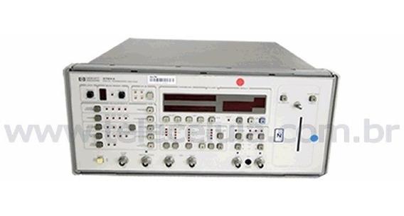 Analisador De Transmissão Digital Hp3764a Sem Acessorios